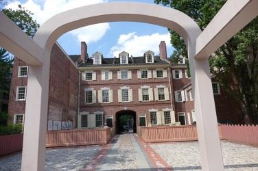 Benjamin Franklin's Apartment Complex
