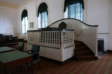 House Chamber in Congress Hall