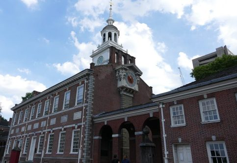 Independence Hall Exterior