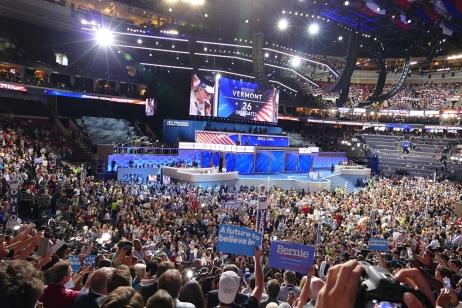 Massive love for Vermont and Bernie Sanders