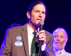 David Zuckerman endorsed by RAD for Lt. Governor